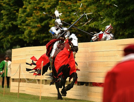 Bank Holiday Jousting
