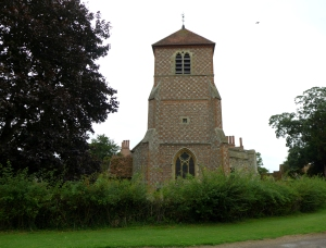 Mapledurham Church