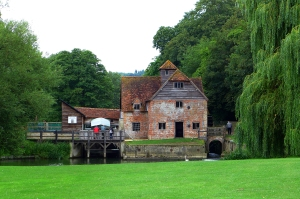 Mapledurham watermill