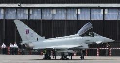 Royal Airforce Typhoon