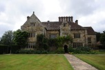 The spectacular Manor at Batemans in Sussex the former home of Author Rudyard Kipling.